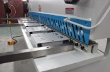 Machine de coupeur de commande numérique par ordinateur en métal de QC11k