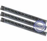 Правитель маштаба волокна углерода инструмента нового канцелярские товар 2016 измеряя для 30cm/12inch