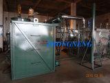 Sistema inútil de Distillation&Converting del aceite de motor, máquina de la filtración del petróleo del coche