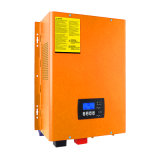 8000W 10000W Wand-Mount off-Grid Solar Inverter Optional Aufbauen-in Solar Charger