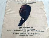 Nouvelle enveloppe imprimée adaptée aux besoins du client de tête d'écharpe de tête de Bandana