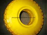 PU Foam Wheel 260X85 Tire와 Rim