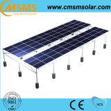Custo barato à terra dos painéis solares