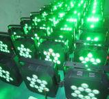 Свет РАВЕНСТВА фабрики сразу Sale/12PCS RGBW СИД Китая/освещение RGBW