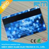 Impresión a todo color ULTRAVIOLETA de la tarjeta de la identificación del PVC Cr80/raya magnética