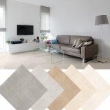 azulejo de suelo rústico de la porcelana 60X60 para la sala de estar y el cuarto de baño