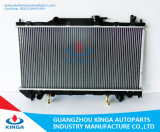 Aluminiumkühler für Toyota Avensis'01 At200 bei 16400-0280 mit Plastikbecken