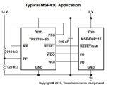 Circuit intégré du superviseur IC TPS3705-33D de Fournir-Tension de microprocesseur