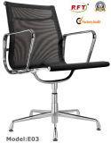 Chinesischer Metallineinander greifen-Büro-Möbel-Hotel-Arm-Sitzungs-Stuhl (E11)
