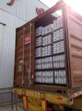 Profils en aluminium/en aluminium d'extrusion pour la construction installent le guichet et la porte