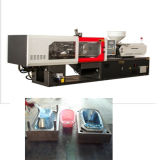 Hohe exakte Xw2400 Spritzen-Maschinerie