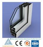 Perfil de alumínio da extrusão para Windows de alumínio e portas