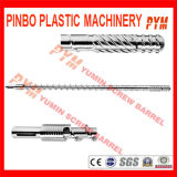 PVC Extrudersのための38crmoaia Screw Barrel