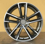 Peinture / Machined / Chrome Finishing et 5 Hole Wheel pour Audi