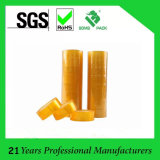 Bande acrylique/à base d'eau d'empaquetage d'OEM BOPP de l'adhésif OPP