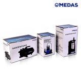 Leistungsstarke Regenfass-Pumpe mit Batterie