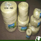 Fio do sisal feito da fibra natural de 100% Eco-Friendly