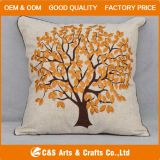 Home Textile를 위한 주문 New Design Appliqued Fabric Cushion