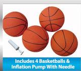 2 joueurs de Basketball Shot Maker (Numéro d'article FSS -B01)