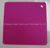 Estera del vajilla del silicón de la protección del calor, silicón Placemat Sm02