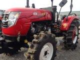 Tractor van het Landbouwbedrijf van Huaxia 45HP 4WD Hx454 de Landbouw