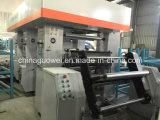 Máquina de alta velocidad del ordenador de control de color de impresión de huecograbado de la etiqueta