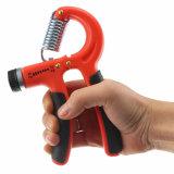 Agarrador del exercizer de la mano de la resistencia ajustable del amaestrador de la fuerza del fortalecedor del apretón de la mano