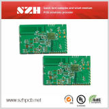 4 Camadas 1 oz 1.6mm Placa de PCB de Drive Flash