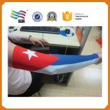 Kundenspezifisches elastisches Gewebe, das kühle Sun-Arm-Hülsen-Tätowierungen laufen lässt