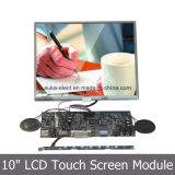 """10 """" monitor embutido de la pantalla táctil de TFT SKD sin marco"""