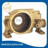 黄銅によって造られる循環の水ポンプハウジングポンプコンポーネント