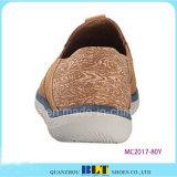 Chaussures causales d'hommes de constructeur