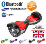 """Bluetooth 8つの""""電気スクーターのUnicycleの彷徨いのボードのバランスをとっている2の車輪のスマートな自己"""
