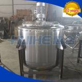 Réservoir de mélange/de mélange pour la préparation de jus