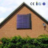 Diseño de sistemas solar de la calefacción por agua del proyecto solar grande
