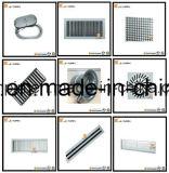 線形スロット拡散器、スロット拡散器、天井の拡散器