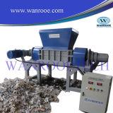 Trituradora plástica usada de la desfibradora de los plásticos