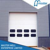 Portas secionais industriais/portas industriais usadas/porta industrial do metal/porta secional industrial