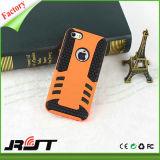 Caixa do telefone móvel de Merkury do projeto de Rocket para o iPhone 6 caixas da armadura TPU