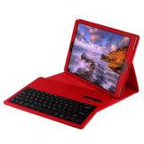 Caso del tirón del cuero de la PU para el iPad FAVORABLE con el teclado de Bluetooth