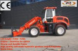 Pallet ForkおよびCummins Engineとの強いTelescopic Loader (HQ930T)