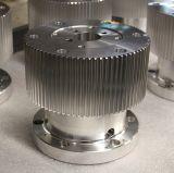 Pieza trabajada a máquina CNC de encargo del recambio de torno