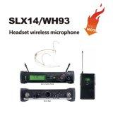 Skytone fantastische QualitätsSlx14/Wh93 UHFdrahtloses Kopfhörer-Mikrofon