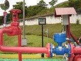 De magnetische Meter van de Stroom met Convertor voor de Olie van het Drinkwater van de Riolering