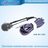 Hoge Glas Getelegrafeerde KTV Dynamische Microhone met Goede Kabel 5m