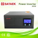 China Supplier 800W Power Inverter 12V DC/AC 220V Home Use