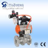 Doppelter verantwortlicher rotierender pneumatischer Arbeitszylinder