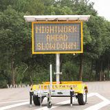 Verkehrssicherheit-Zeichen-Schlussteil VM-bernsteinfarbiger Solar-LED heller