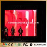 Visualización de pantalla de alquiler del RGB P10mm LED del panel