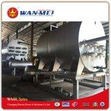 減圧蒸留プロセスによる高品質の基礎オイルを作り出すための使用されたオイルのリサイクルプラント